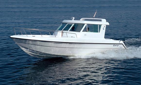 Gulf Craft 31 Speed boat on Charter in Mumbai
