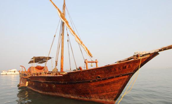 Shazma Traditional Party Boat in Mumbai