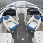 Bayliner 235 Bowrider Boat on Charter in Mumbai
