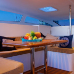 Island Spirit 401 Catamaran on Charter in Mumbai