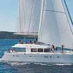Lagoon 560 Catamaran for Charter in Mumbai