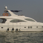 Majesty 66 Yacht on Rent in Mumbai